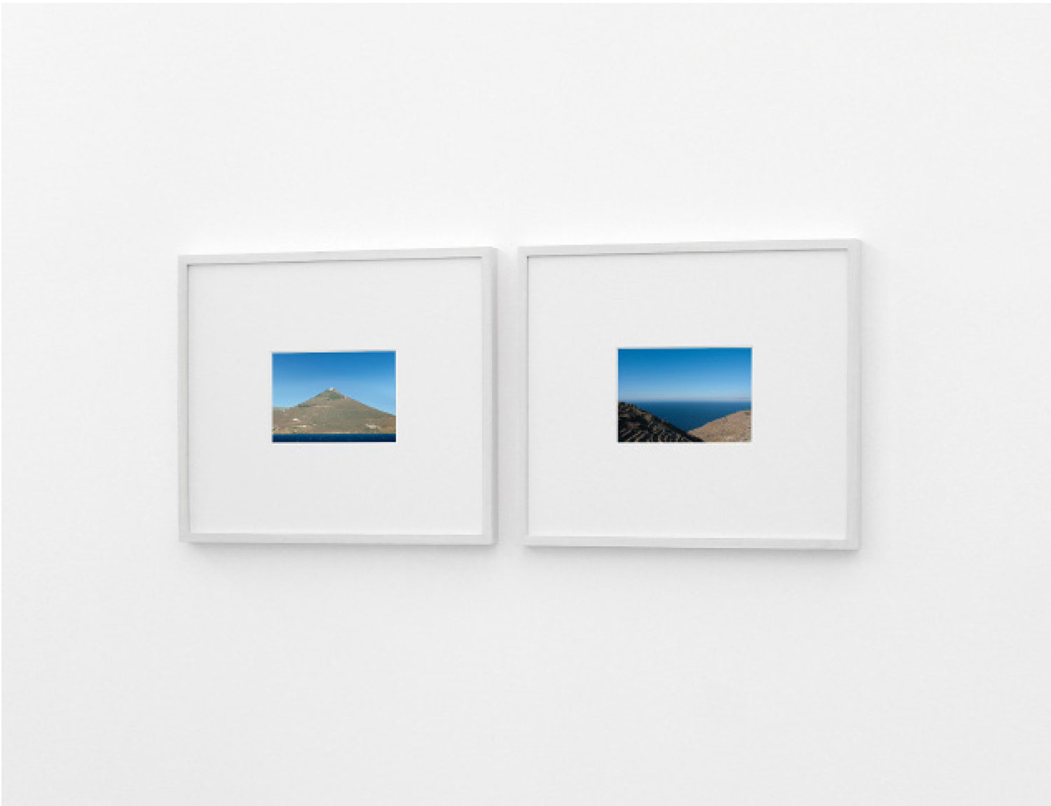 Untitled (diptyque), 2010
